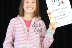 3. Platz: Jonna Förster