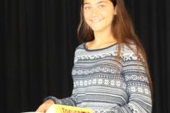 1. Platz: Kira Cieliebak